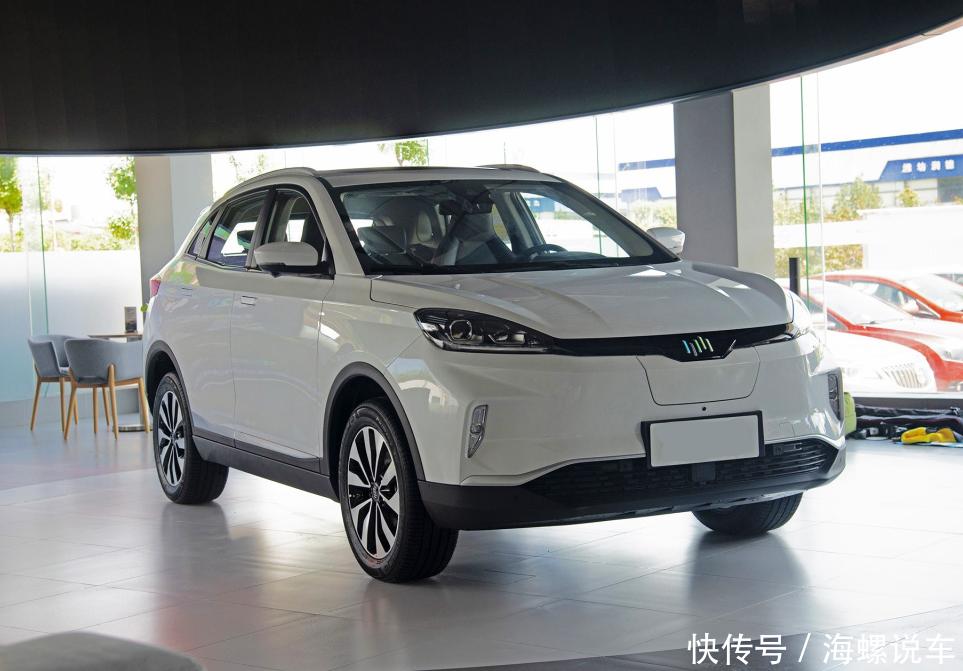 <b>适合90后的新能源汽车,尤其第3款,像是专为女生而打造!</b>