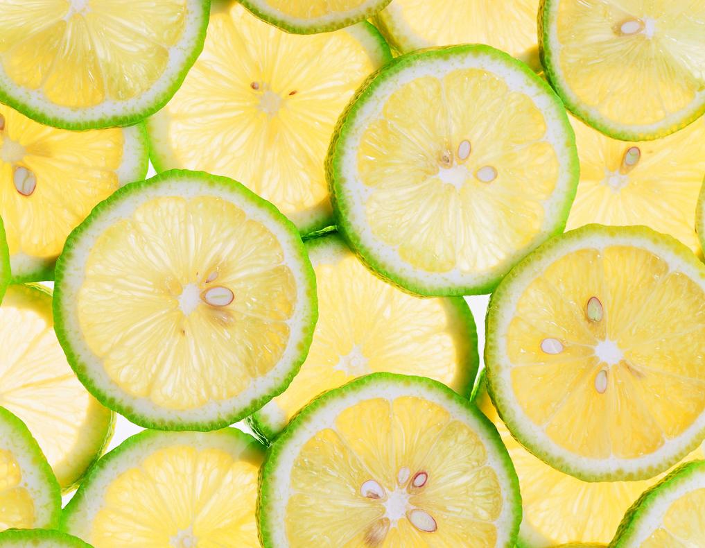柠檬 杯垫拼豆图纸