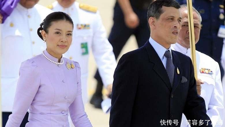 被逐出泰国王室的西拉米,现状如何?