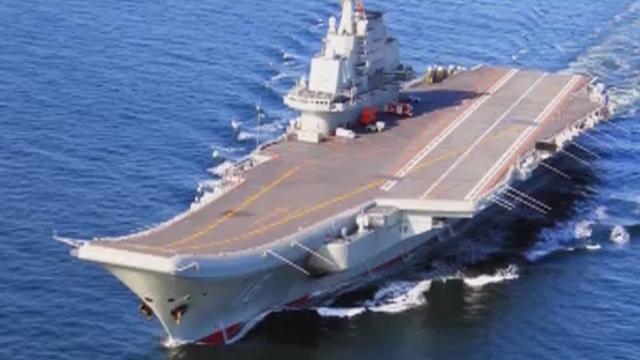 《军情解码》20170405外界关注中国国产航母