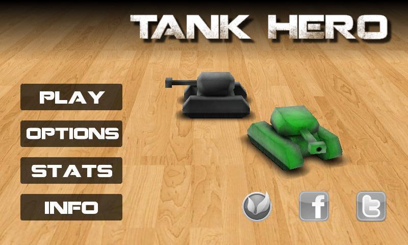 坦克英雄截图1