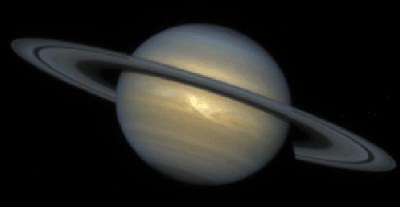 土星古称镇星或填星,因为土星公转周期大约为29