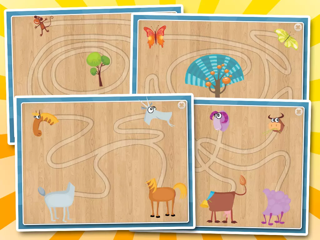 动物迷宫下载