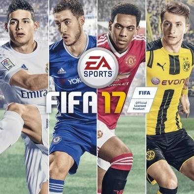 《FIFA 17》封面人物票选决定
