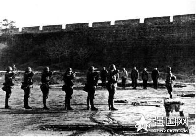 影像 日军残杀新加坡10多万华人