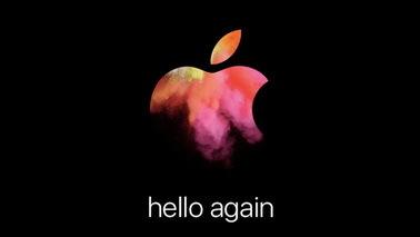 苹果新品发布会10月27日举行 或推出支持VR的iMac