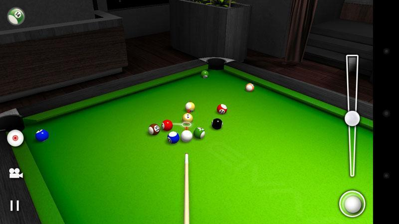 真实桌球3D截图5