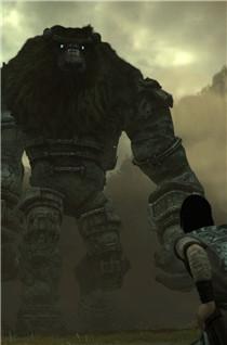 《旺达与巨像》PS4重制版新截