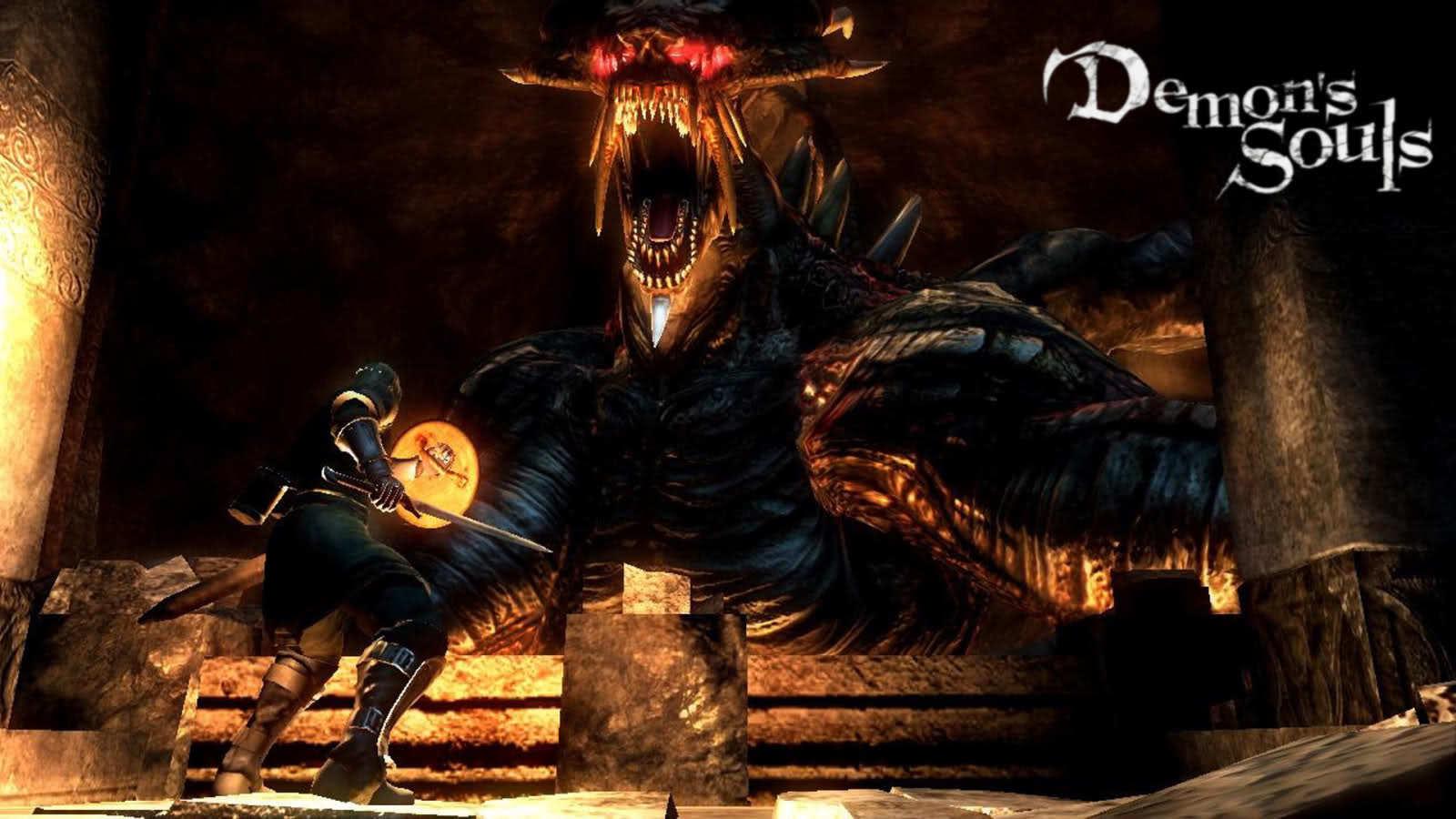 索尼将在E3推《恶魔之魂》重制版