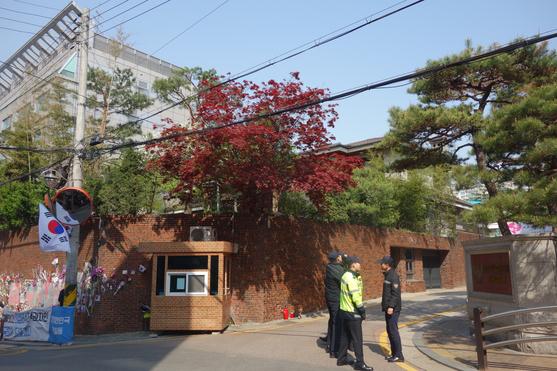 朴槿惠狱中买江南新房 旧宅4000多万出售 - 天地人 - 天地人和