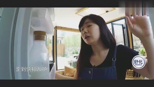 可爱的福原爱为丈夫江宏杰准备饭菜,两个人的饭菜真的是太精美了