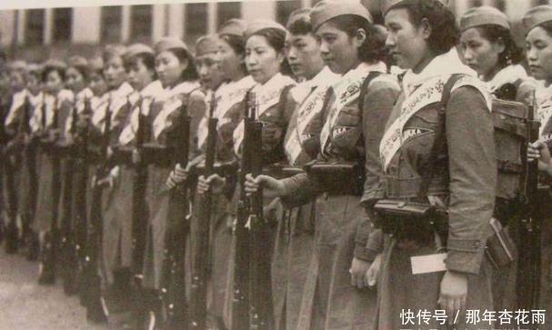 <b>战争年代,德国女人竟分辨不出眼前的苏联士兵是男还是女</b>