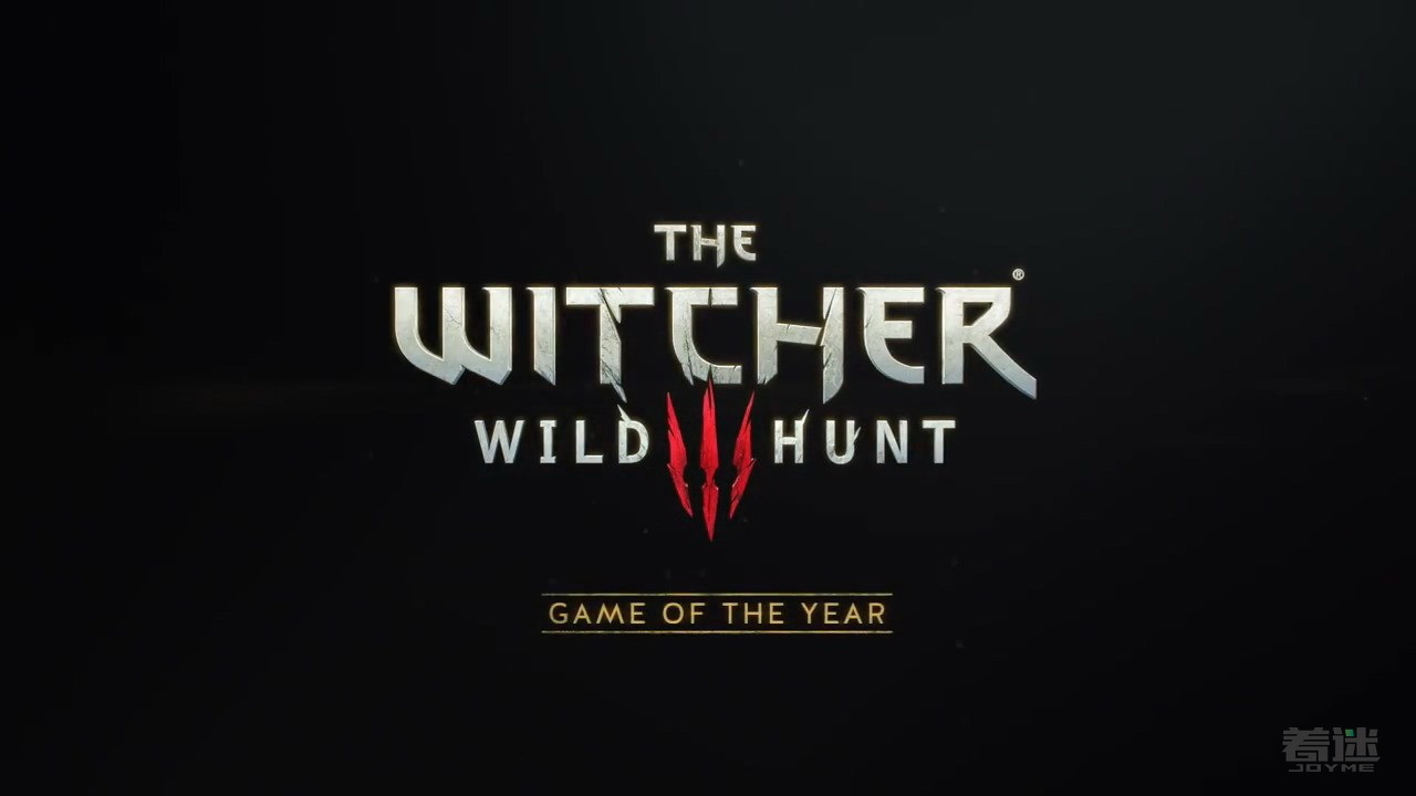 《巫师3》年度版现身亚马逊