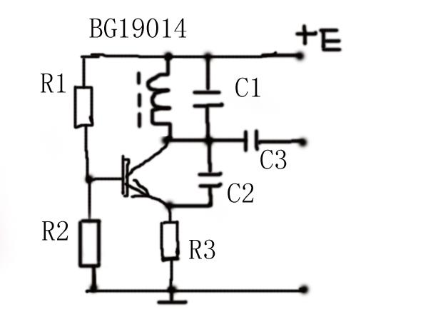 求高手解释自激振荡电路工作原理,尤其是三极管的工作