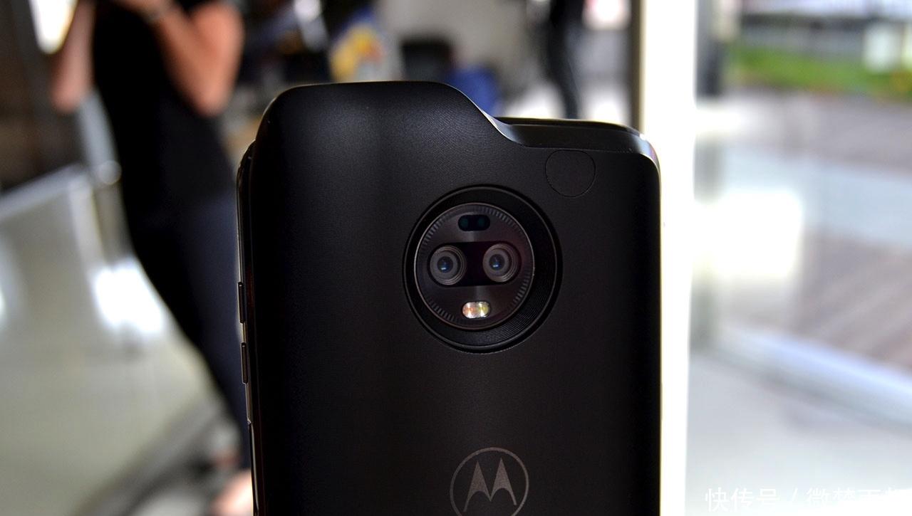 全球首款5G手机现身CES2019!MOTO Z3登场