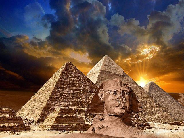 """终于揭开""""金字塔""""的面纱,古埃及人实在不简单"""