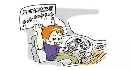 知道吗?从下月起如果你的车逾期未年审,就要重新考试了