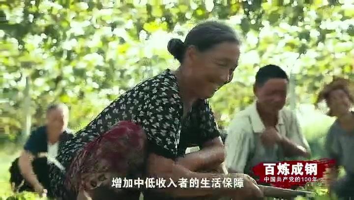 《百炼成钢:中国共产党的100年》第六十集:在挑战面前