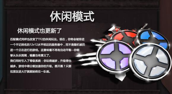 《军团要塞2》加入竞技模式