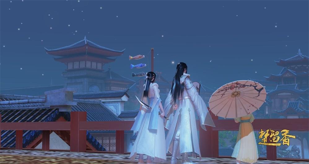 江湖地理杂志 《楚留香》游戏实截风景图盘点图片