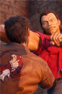 《莎木3》公布最新游戏场景画面 中国风美如画