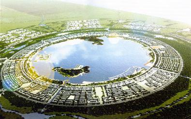 世界上最大的填海造地项目,堪比迪拜,就在中国!
