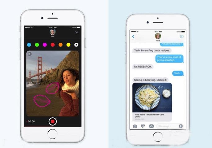 iOS10和iOS9区别
