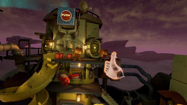 VR新游《HALP!》登录Steam