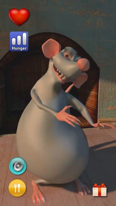 会说话的老鼠罗伯特1331