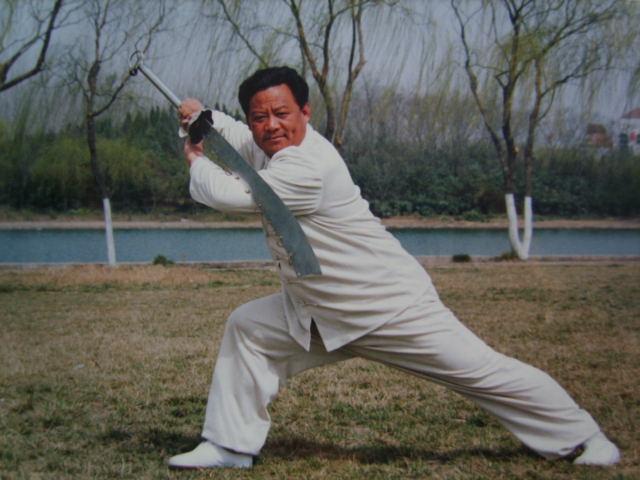 中国武术有哪几种刀法?