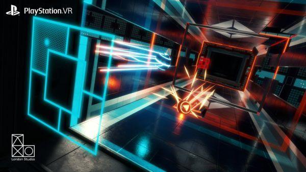 VR游戏合集 sony新作《PS VR WORLDS》公布