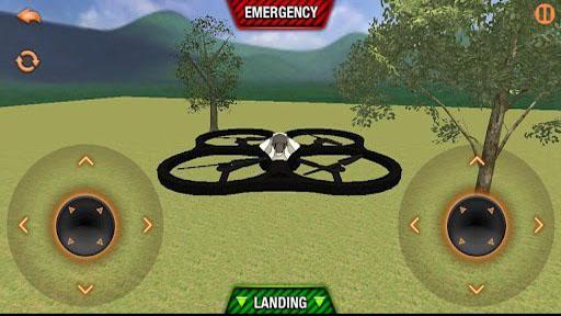 直升机飞行模拟器 ARDrone Sim截图1