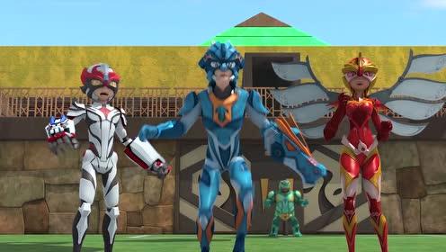 《超变武兽》之战神齐聚