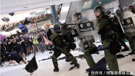 港媒:乱港派头目严禁后代参与暴乱,却把别人子女推上街头