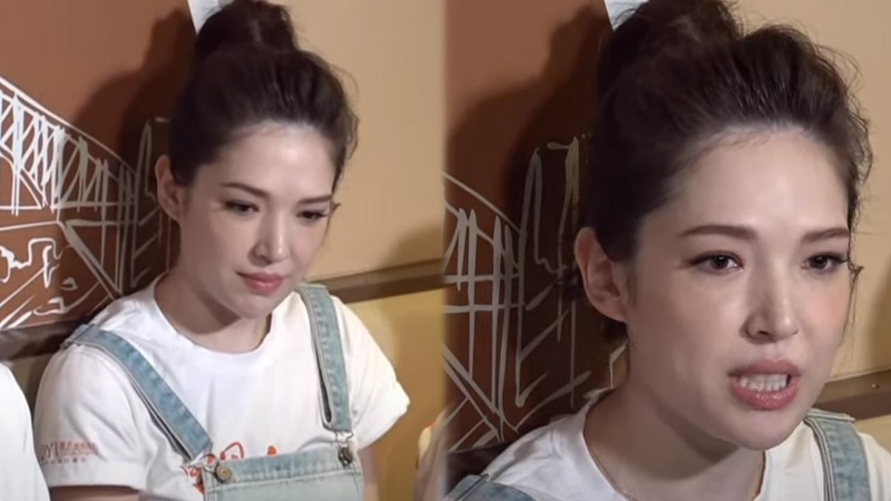 许玮甯承认与导演刘又年感情生变,回应离婚称:努力过但没有成功
