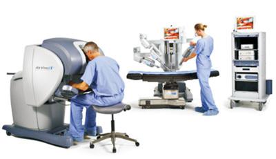 达芬奇机器人部分手术系统