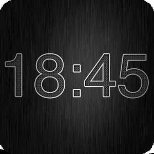 数字时钟设计图展示
