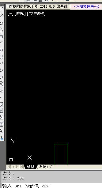 天正修改建筑双击图纸时,都在一个窗口里为什么cad设置无法图纸尺寸图片