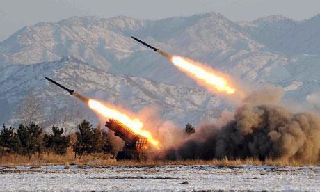 美国做好对朝动武准备 朝鲜: 令朝弃核是痴心妄想 - 天地人 - 天地人和