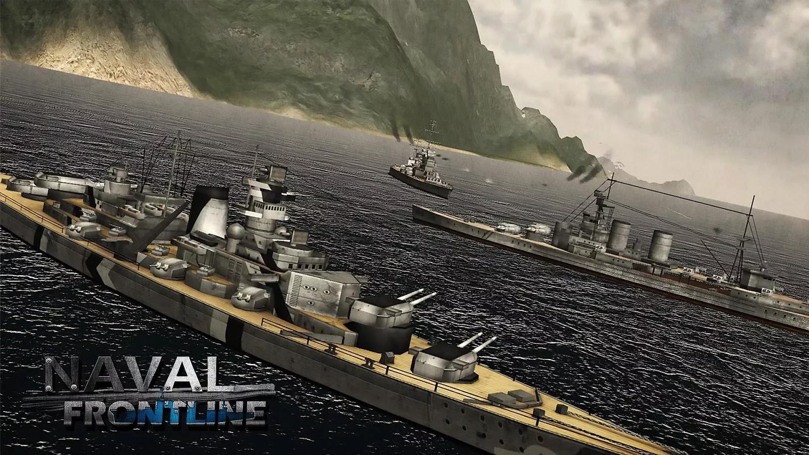 海军最前线 : 意军奇袭截图19