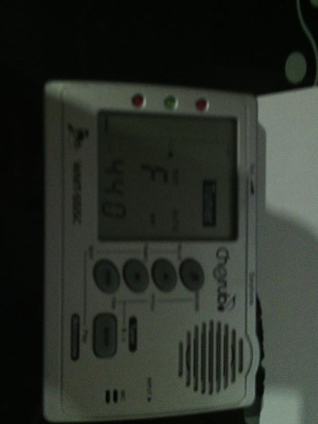 wmt-555c调音器的使用方法