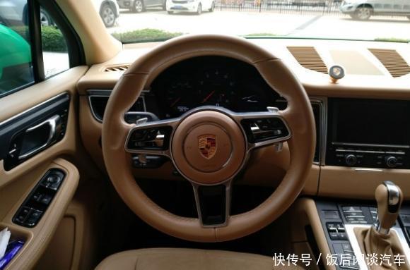 汽车 正文  保时捷macan的多功能方向盘,此车在动力上搭载着保时捷的