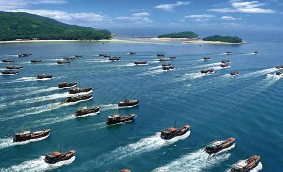 中国这支神秘海上部队作用强悍:连美军都没辙 - 一统江山 - 一统江山的博客