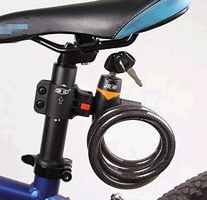 自行车坐垫安装图解
