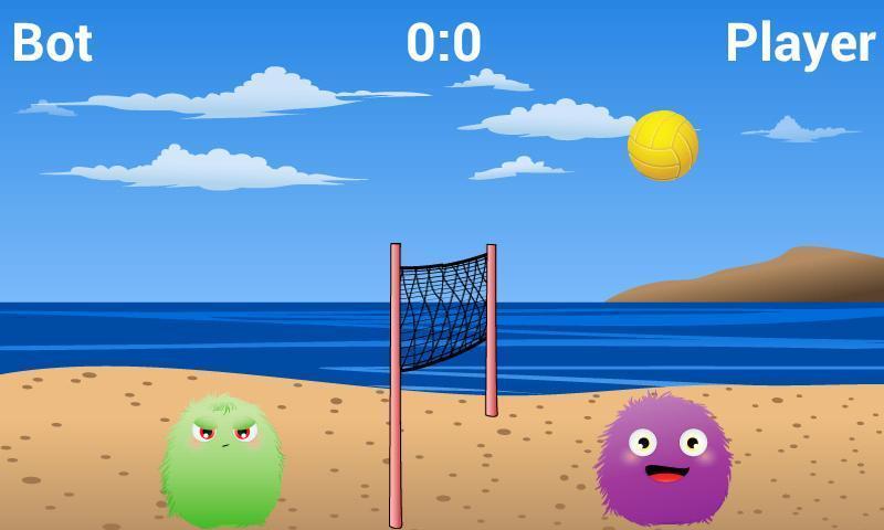 沙滩排球截图1