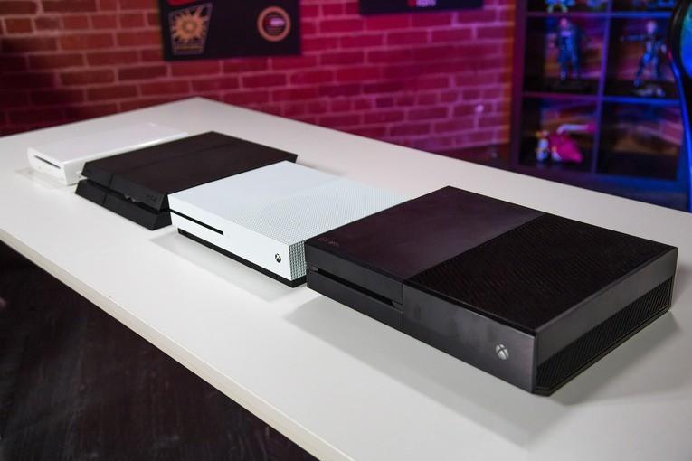 Xbox One S主机IGN评分8.5
