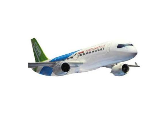 2010年8月17日承担国产大飞机c919部分机身研制生产