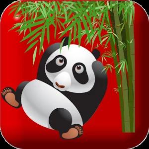 picsart素材熊猫