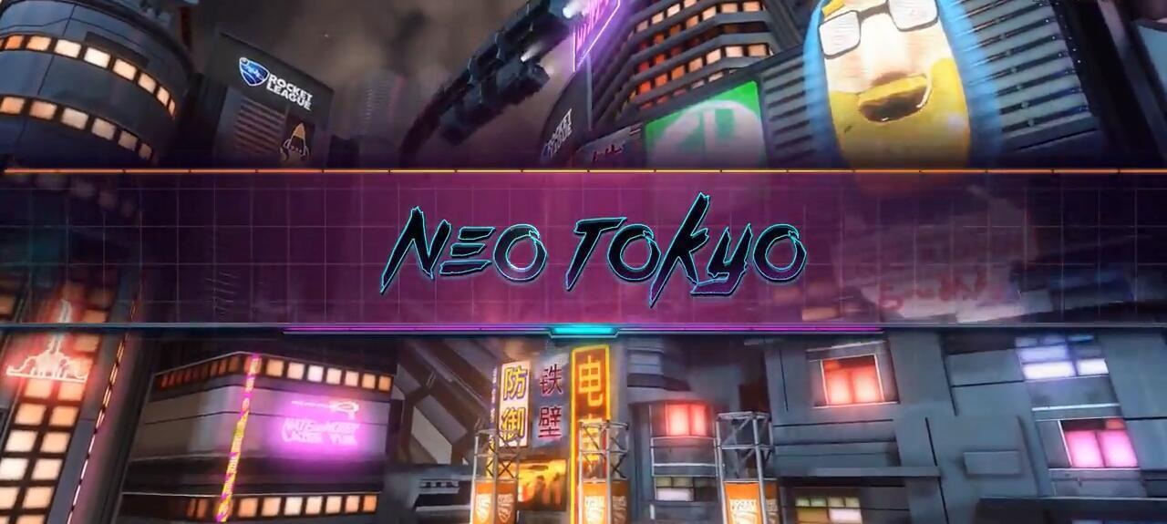 火箭联盟Neo东京更新包