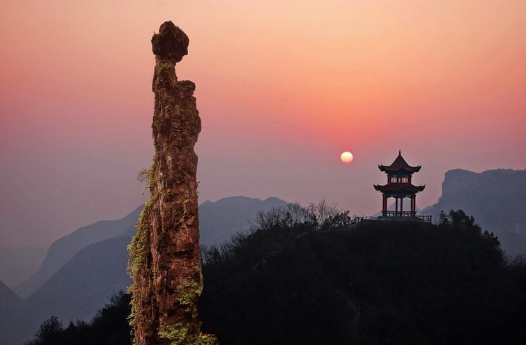 贵州省铜仁市万山国家矿山公园